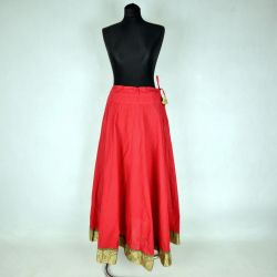 Gopi dress - czerwona spódnica