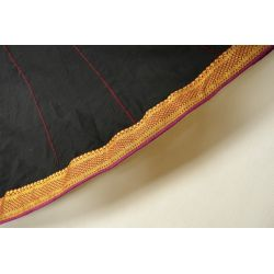 Gopi dress - czarna spódnica