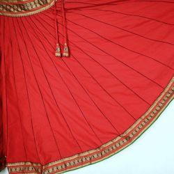 Gopi dress - czerwona spódnica II