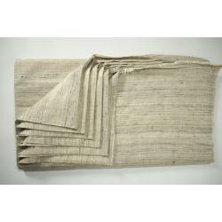 Surówka jedwabna tkana ręcznie - drobny melanż