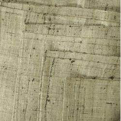 Surówka jedwabna tkana ręcznie - zgrzebny melanż