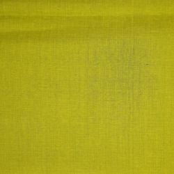 Bawełna ręcznie tkana - łagodny seledyn