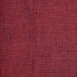 Bawełna ręcznie tkana - ciepły bordowy melanż