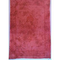 Obrus - makata - zasłona - czerwony Ganeśa