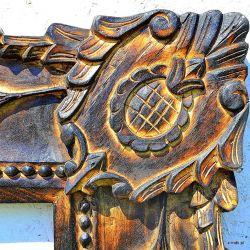 Rama drewniana