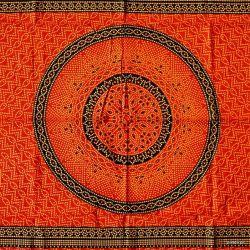 Obrus - pomarańcza II
