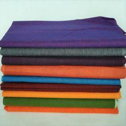 Próbki tkanin bawełnianych...