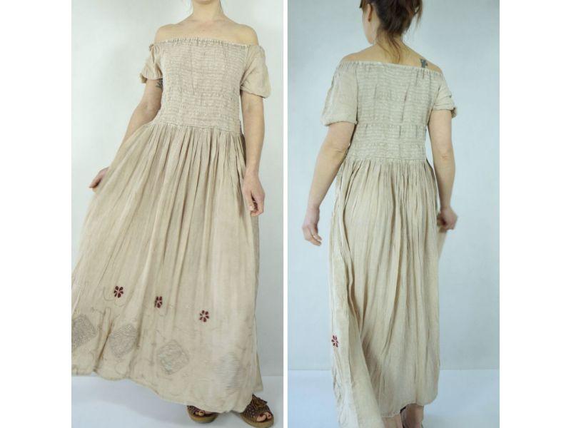 sukienki indyjskie